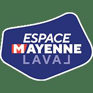 logo espace mayenne